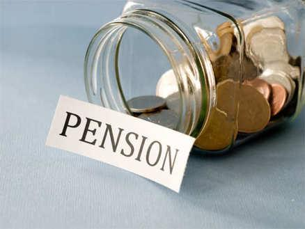 Where do the financial arrears of pensioners come from?